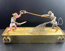 Buy Stanley kubrick Tribute Spartacus Gladiatorial Arena Death Match 54mm figurines