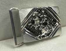 Buy Ghost Riders Gents sterling silver belt buckle