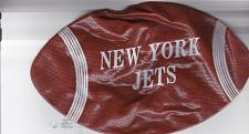 """Buy Vintage 1960's 7"""" inflatable football New York Jets"""