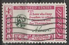 Buy [US1143] United States: Sc. no. 1143 (1961) Used