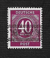 Buy German Hinged Scott #589A Catalog Value $29.00