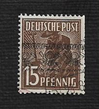 Buy German Used Scott #605 Catalog Value $15.00