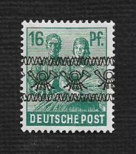 Buy German Hinged Scott #606 Catalog Value $.55