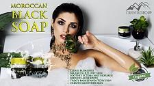 Buy Organic Moroccan Black Soap Wholesale