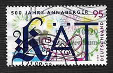 Buy German Used Scott #3169 Catalog Value $1.10