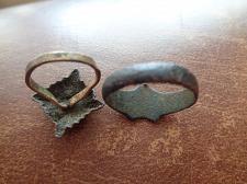 Buy WWI German two rings