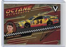 Buy 2018 VICTORY LANE OCTANE 99/99 LAST ONE AUTOGRAPH LANDON CASSILL NASCAR RACING