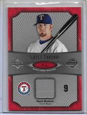 Buy 2005 UPPER DEDK SWEET THREADS HANK BLALOCK JERSEY CARD MLB BASEBALL NICE