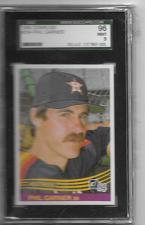 Buy SGC 96 MINT 1984 DONRUSS PHIL GARNER MLB BASEBALL GRADED NICE ASTROS