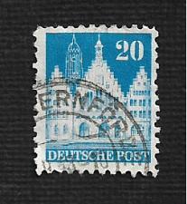 Buy German Used Scott #645 Catalog Value $2.60