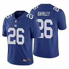 Buy Men's New York Giants #26 Saquon Barkley Royal Limited Jersey