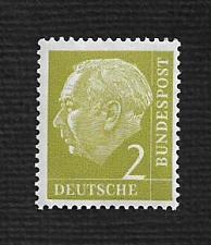 Buy German MNH Scott #702 Catalog Value $.64