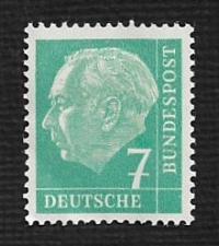 Buy German Hinged Scott #706 Catalog Value $.25