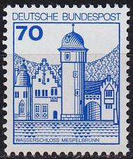 Buy GERMANY BUND [1977] MiNr 0918 ( **/mnh ) Bauwerke