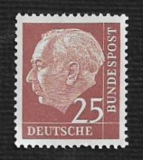 Buy German MNH Scott #711 Catalog Value $.64