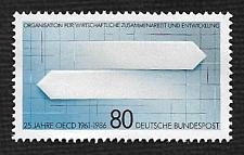 Buy German MNH Scott #1471 Catalog Value $1.20