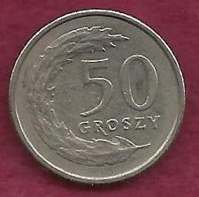 Buy AUSTRIA 50 Groszy 1990 Coin