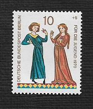 Buy German MNH Scott #9NB70 Catalog Value $.25