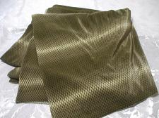Buy Stretchy Multi Color Green100% Polyester Fabric 119 iches x 59 inches