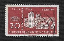 Buy Germany DDR Used Scott #312 Catalog Value $.25