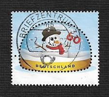 Buy German Used Scott #2810 Catalog Value $.75