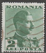 Buy [RO0449] Romania Sc. no. 449 (1935-1940) Used