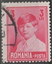 Buy [RO0325] Romania Sc. no. 325 (1928-1929) Used