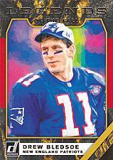 Buy Drew Bledsoe #LF-19 - Patriots 2019 Donruss Football Trading Card