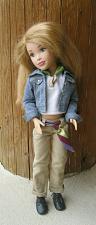 Buy Teen Trends 16 Inch Courtney doll Mattel 2005