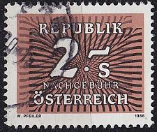 Buy ÖSTERREICH AUSTRIA [Porto] MiNr 0266 ( O/used )