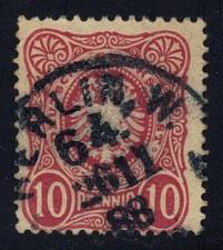 Buy Germany #39 Imperial Eagle; Used (2Stars)  DEU0039-09