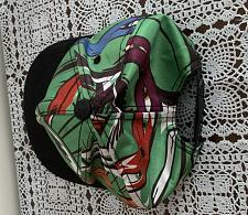 Buy Brand NewTeenage Mutant Ninja Turtles Nickelodeon Hat Cap Snapback Green Large