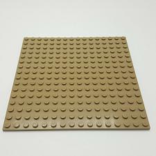 Buy Lego Ramses Return Board Game 3855 Replacement Base Plate Tan 16 x 16 Game Board