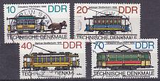 Buy GERMANY DDR [1986] MiNr 3015-18 ( OO/used ) Eisenbahn