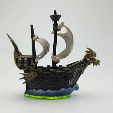 Buy Skylanders 2011 Spyro's Adventure Magic Item Pirate Seas Ship 83993888