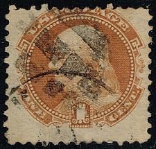 Buy US #112 Benjamin Franklin; Used (2Stars) |USA0112-02XDP
