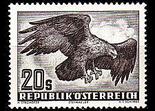 Buy ÖSTERREICH AUSTRIA [1952] MiNr 0968 y ( **/mnh ) Tiere