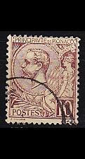 Buy MONACO [1891] MiNr 0014 ( O/used )