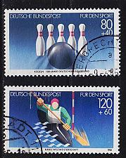 Buy GERMANY BUND [1985] MiNr 1238-39 ( O/used )