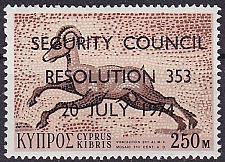Buy ZYPERN CYPRUS [1974] MiNr 0418 ( **/mnh )
