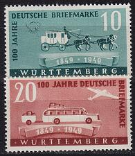 Buy GERMANY Alliiert Franz. Zone [Württemberg] MiNr 0049-50 ( */mh ) [01]