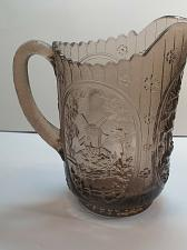 Buy L.E Smith Glass Windmill water pitcher