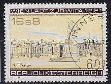 Buy ÖSTERREICH AUSTRIA [1980] MiNr 1662 ( O/used ) Architektur