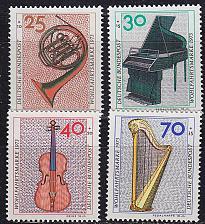 Buy GERMANY BUND [1973] MiNr 0782-85 ( **/mnh )