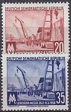 Buy GERMANY DDR [1956] MiNr 0518-19 ( **/mnh )