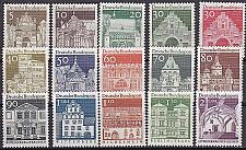 Buy GERMANY BUND [1966] MiNr 0489-03 ( **/mnh ) Architektur