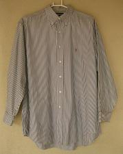 Buy Ralph Lauren Yarmouth Dress Shirt Long Sleeve 16.5 33 Large Men's Top L