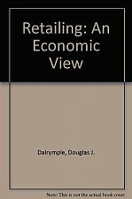 Buy Retailing An Economic View by D J Dalrymple Book For Cocker Spaniel Rescue