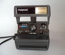 Buy Polaroid 636 Close Up Instant Film Camera. TESTED, WORKING