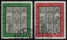 Buy Germany #B316-B317 Frescoes from Marienkirche Set of 2; Used (2Stars) |DEUB0317set-01